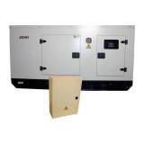 Generator Senci SCDE 55YS-ATS, Putere max. 55 kVA, 400V