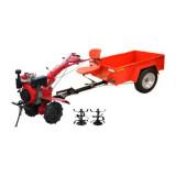 Motocultor diesel  MT 10-120-D P3