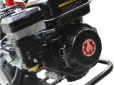 Motocultor Rotakt MF 360 + freza de pamant + bara de cosire