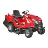Tractor de tuns iarba cu autopropulsie, hidrostatic Hecht 5222