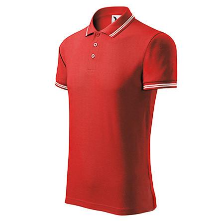 Tricou POLO Personalizat Rosu L - barbati