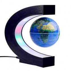 Glob personalizat cu levitație magnetică iluminat cu LED
