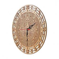Ceas 24 ore Calendar Aztec