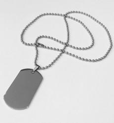 Medalion military fashion
