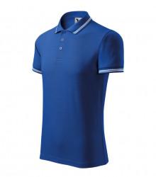 Tricou POLO Personalizat Albastru 2XL pentru barbati