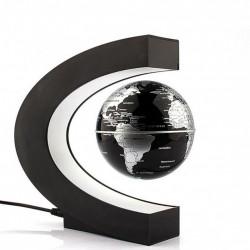 Glob personalizat cu levitație magnetică iluminat LED