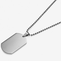 Medalion military fashion mediu