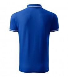 Tricou POLO Personalizat Albastru L - barbati