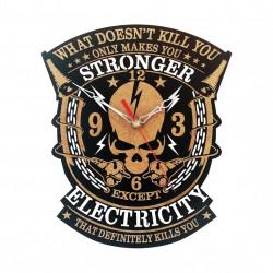 CEAS ELECTRICITY KILLS YOU