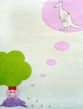 Poze Covor Sweet Dreams in Cream 134x180cm