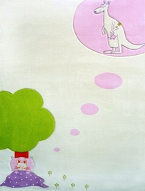 Covor Sweet Dreams in Cream 100x150cm