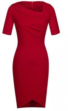 Dnevna neobicna haljina