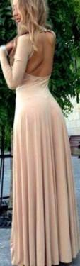 Duga bez haljina