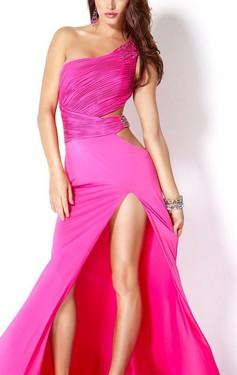 Roze duga haljina