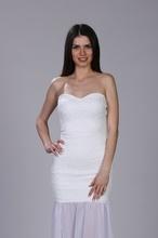 Bela haljina za venčanje sa muslinom 36/38vel