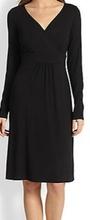 Crna neobicna haljina