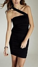 Crnka haljina