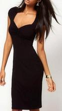 Dnevna haljina crna