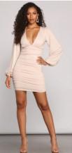 Svecana haljina u bez boji