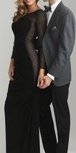 Crna savrsena maturska haljina