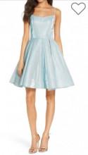 Svecana haljina barbie plava