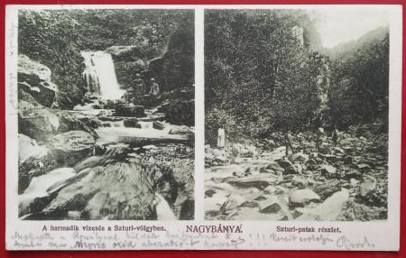 1911 - Baia Mare, valea Szturi (jud. Maramures)