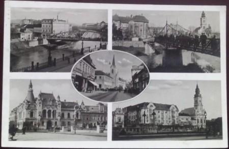 1942 - Oradea, mozaic (jud. Bihor)