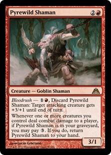 Pyrewild Shaman x4