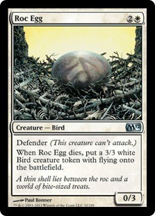 Roc Egg   FOIL