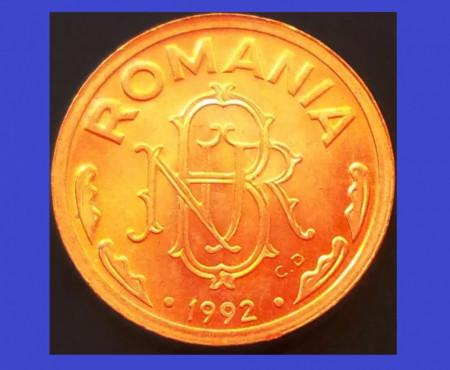 Romania 1992 - 1 leu UNC