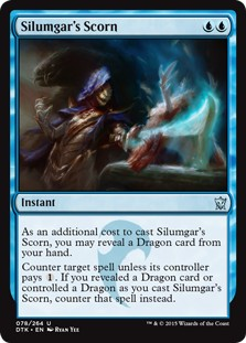 Silumgar's Scorn x4