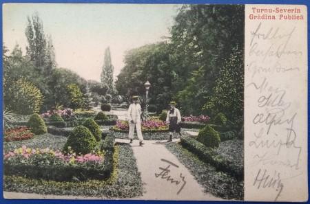 1905 Drobeta-Turnu Severin, Gradina Publica (jud. Mehedinți)
