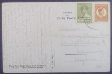 1931 - Sovata, vedere circulata (jud. Mures)