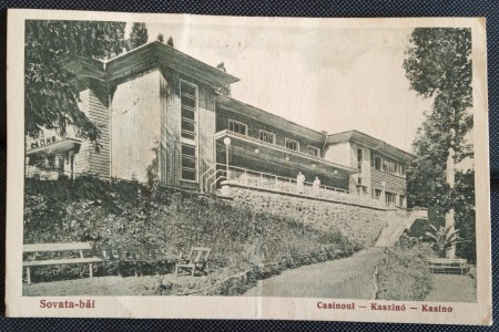 1938 - Sovata, Casinoul (jud. Mures)
