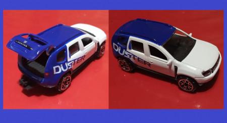 Dacia Duster, 1/48, fara cutie