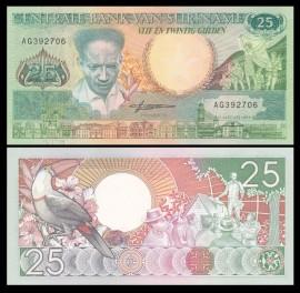 Surinam 1988 -  25 gulden, necirculata