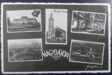 1944 - Baia Mare, mozaic (jud. Maramures)