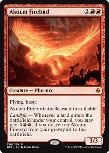 Akoum Firebird x3