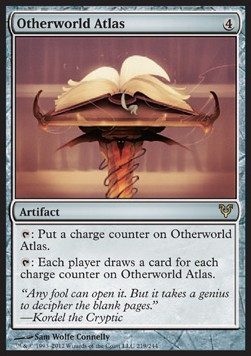 Otherworld Atlas FOIL