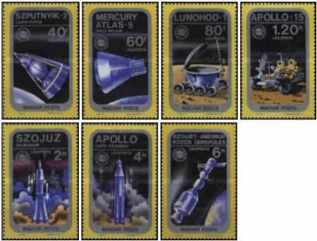 Ungaria 1975 - Project Apollo-Soyuz, serie neuzata