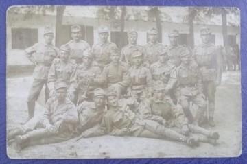 Poze 1918 - soldati eliberati la sfarsitul razboiului, Austro-Ungaria