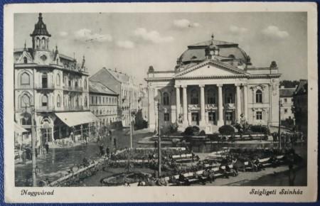 1942 - Oradea, teatrul (jud.Bihor)