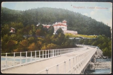 1925 - Bușteni, Castelul Cantacuzino (jud. Prahova)