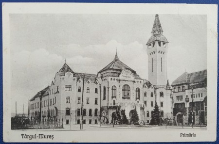 1925 - Targu Mures, Primaria (jud. Mures)