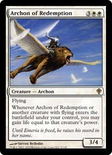 Archon of Redemption FOIL