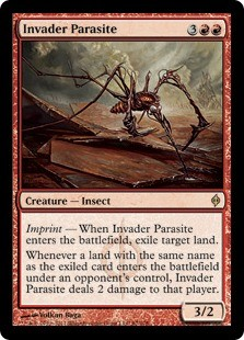 Invader Parasite FOIL