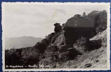 1941 - Baia Mare, Rozsaly 1307m (jud. Maramures)