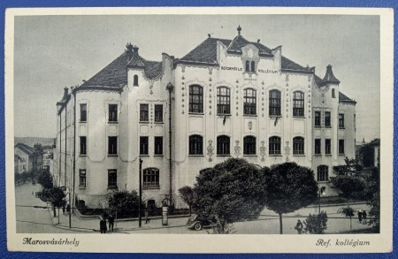 1949 - Targu Mures, colegiul reformat (jud. Mures)
