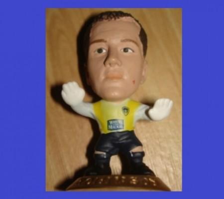 Figurina: P.Robinson, Leeds United, 2003