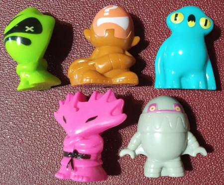 Figurine - 5 diferite, nr.2